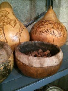 gourd pail